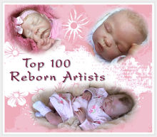 The Top 100 Reborn Artists